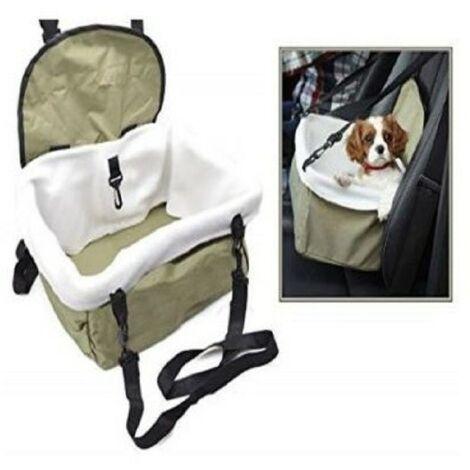 Trasportino Da Auto Cuccia Sedile Viaggio Per Cane Gatto Coniglio