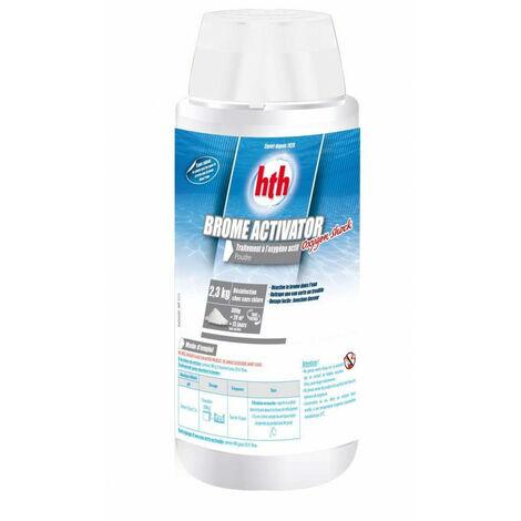Tratamiento de choque sin cloro - Activador de bromo HTH OXYGEN SHOCK - 2,3 kg