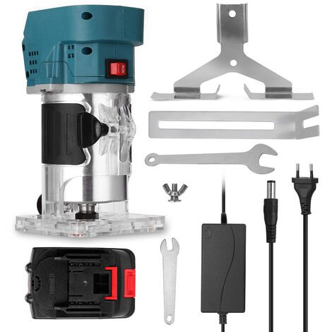 Tratamiento de la madera multifuncional electrico maquina del ajuste electromecanico de madera de fresado y grabacion mortajar maquina Router Madera