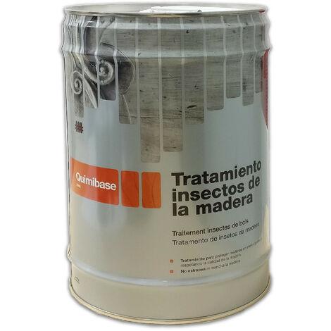 TRATAMIENTO MATACARCOMAS E INSECTOS 25 LT