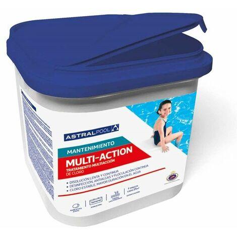"""main image of """"Tratamiento Multiacción para mantenimiento piscinas. 5 Kg AstralPool 34439"""""""
