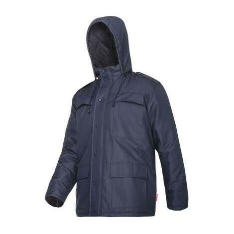 Travail marine veste d'hiver matelassée bleu L40928 Pro Lahti