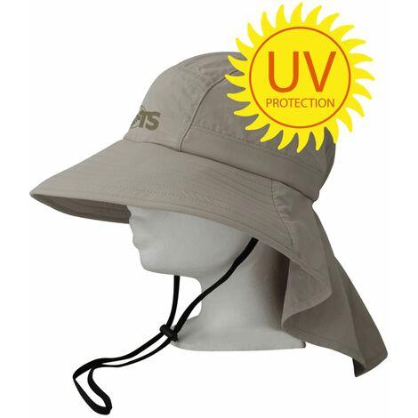 Travelsafe Gorro para el sol UPF 50+ beige
