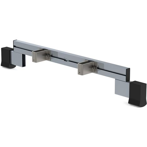 Traverse à installer ultérieurement - longueur 930 mm, pour montant 73 x 25 mm - sans sabots nivello®