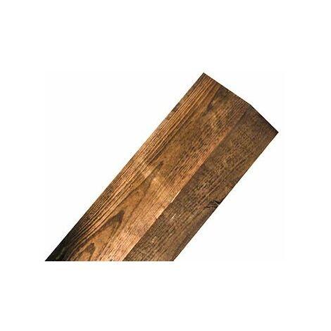 "main image of ""Traviesa de madera ecológica standard. Color marrón"""