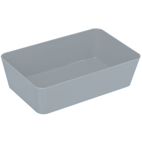 Tray wide Candy Grey WENKO