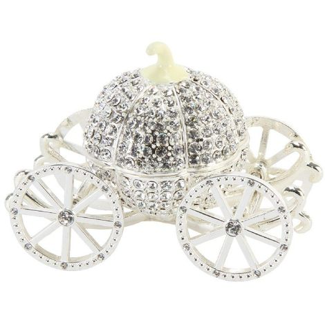 Treasured Trinkets - Crystal Carriage