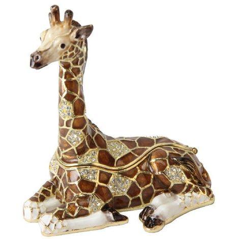 Treasured Trinkets - Giraffe