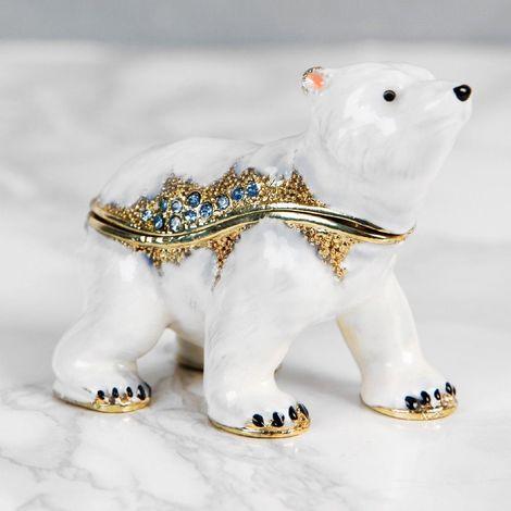 Treasured Trinkets - Polar Bear