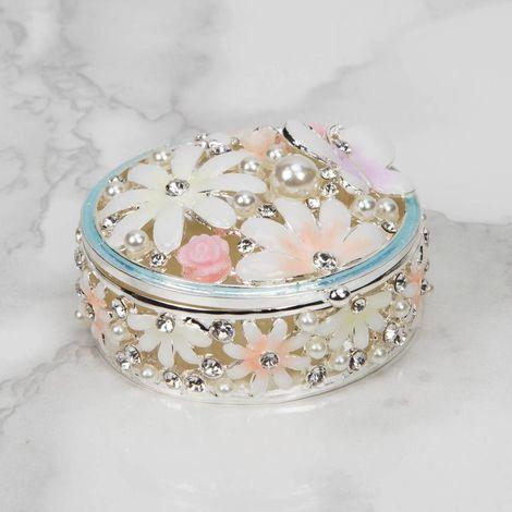 Treasured Trinkets - Rose Trinket Box