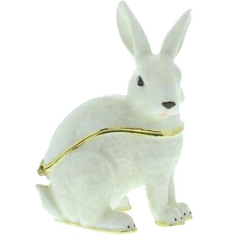 Treasured Trinkets - White Rabbit