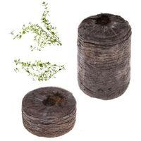 TREGEN Kit 6 capsules Herbes Provence- Pour potager d'interieur