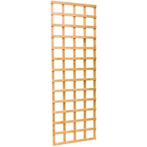 Treillis bois hauteur 1.80m x 60cm