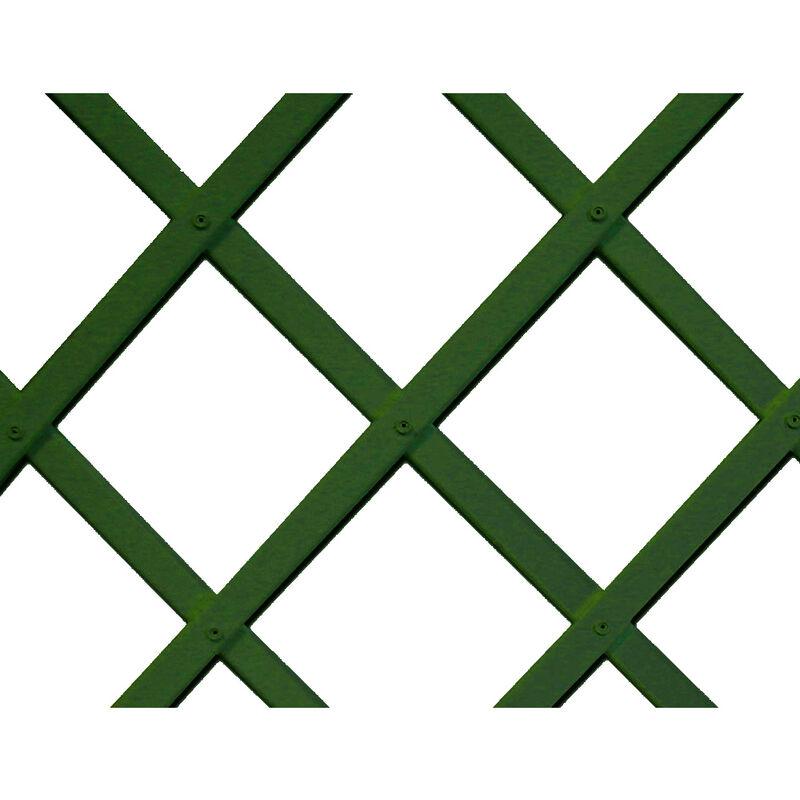 Trelliflex Celosia De Plastico 0,5X1,5Mts Verde 22X6Mm