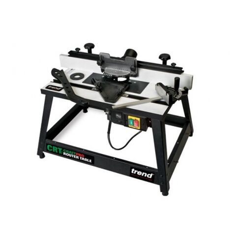 """main image of """"Trend CRT/MK3 240v CraftPro Router Table MK3"""""""