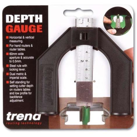 Trend GAUGE/1 Depth Gauge Metric / Imperial