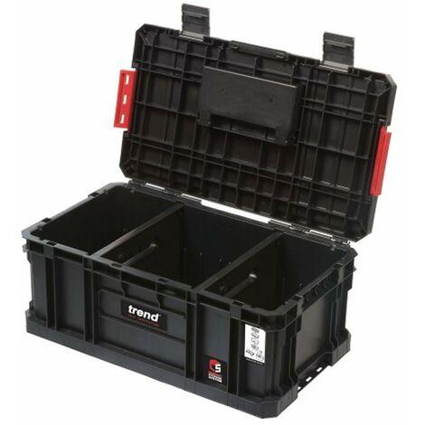 Trend Modular Storage Compact Tool Box 200mm