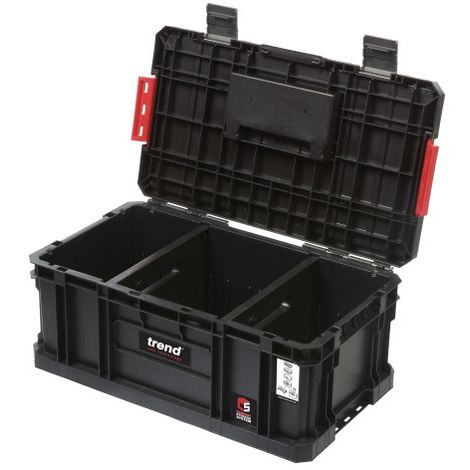 Trend Modular Storage Compact Toolbox 200mm