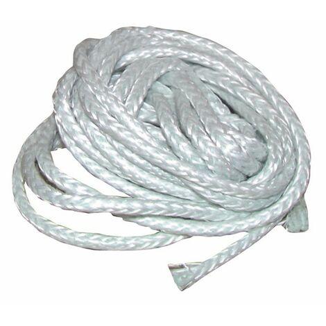 Trenza fibras minerales Ø 30 mm Lg 5m - DIFF