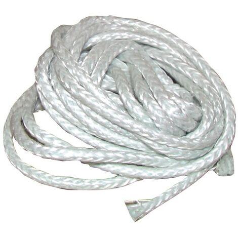 Trenza fibras minerales Ø 8 mm Lg 5m - DIFF