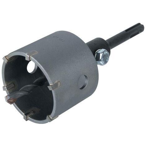 Trépan avec broche de serrage SDS-plus Wolfcraft 5481000 83 mm 1 pc(s)