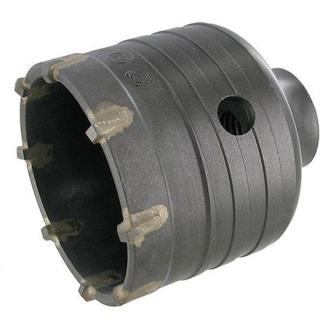 Trépan carbure SDS+ / M16 HM D. 100 mm Lu. 50 mm pour béton - 73.100 - Leman