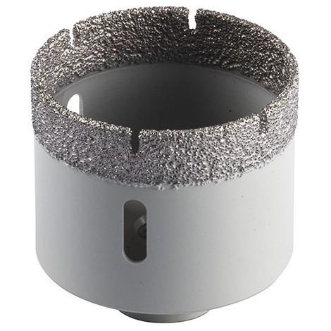 Trépan diamanté à sec M14 SUPRA DK 600 F D. 40 mm - Grès cérame / Carrelage / Faïence - 330680 - Klingspor
