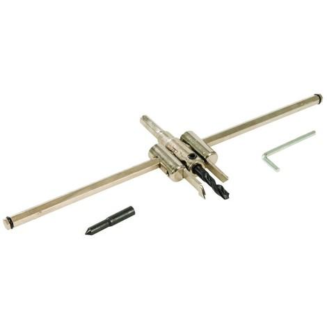 Trépan réglable 40 - 300 mm