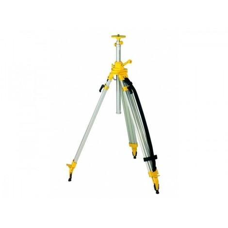 Trépied télescopique pour laser DEWALT - 1.15 à 3 m - DE0735