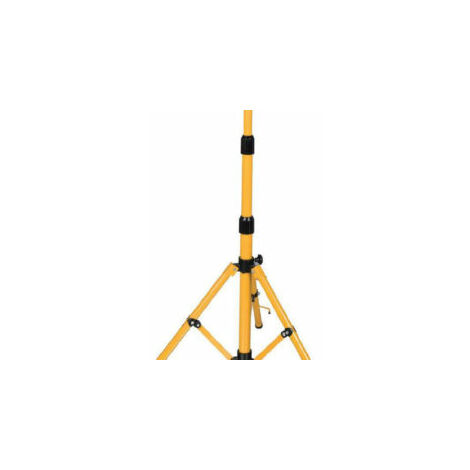 Trépied télescopique pour projecteur led Varta - IP44 - 153 cm