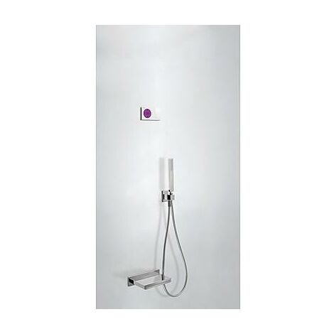 TRES 09286553 Kit electrónico de Bañera termostático Empotrado