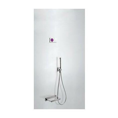 TRES 09286556 Kit electrónico de Bañera termostático Empotrado