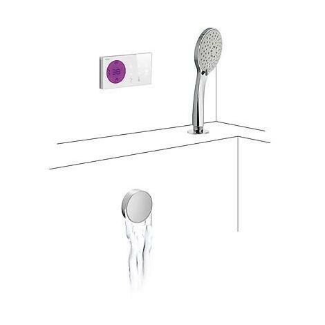 TRES 09286573 Kit electrónico de Bañera termostático Empotrado