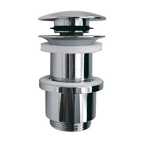 TRES 13494010 Válvula ciega para Lavabo de madera Tapón Ø63,5mm
