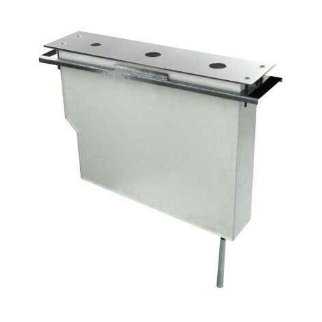 TRES 162245 Kit Depósito para Bañeras de Repisa