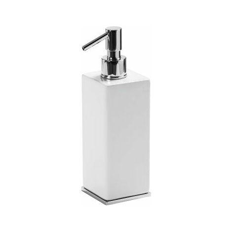 TRES 20263608 Dosificador jabón de encimera cerámico
