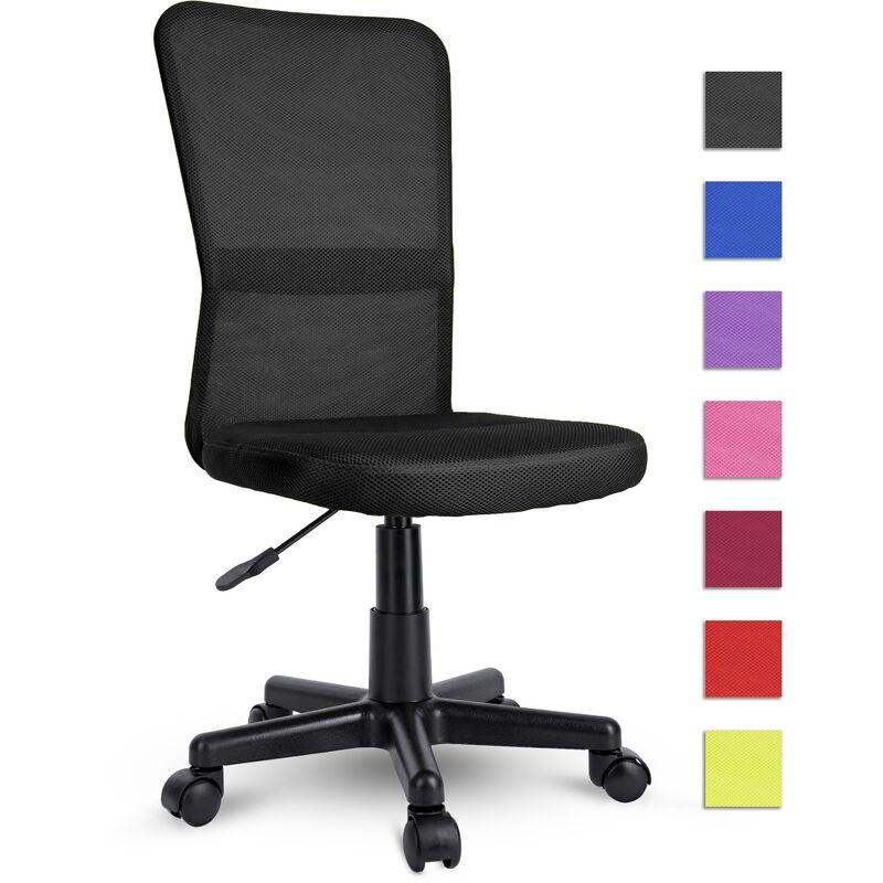 Racing Bürostuhl mit Lordosenstütze Schreibtischstuhl Chefsessel Drehstuhl Büro
