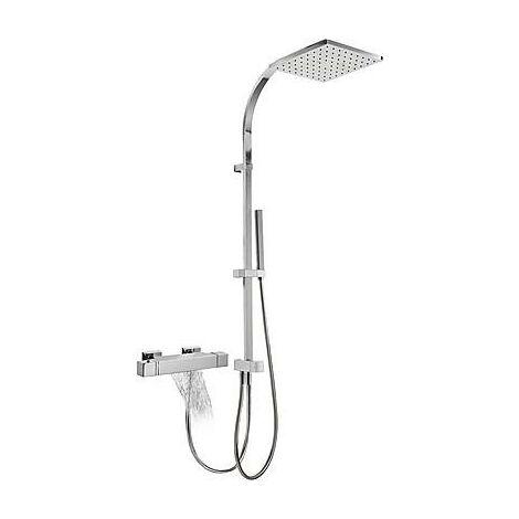 TRESMOSTATIC 00738502 Conjunto Bañera-Ducha CUADRO termostática