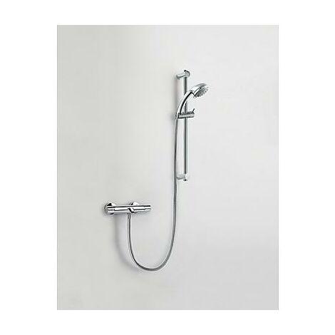 TRESMOSTATIC 183398 Kit de baño-Ducha LEX/ALPLUS termostático