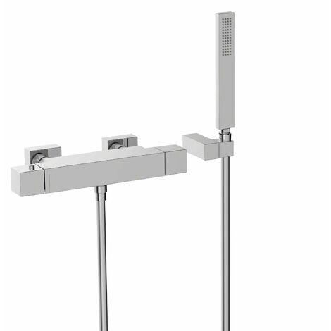 TRESMOSTATIC 20217409 Bañera-Ducha termostática con Cascada