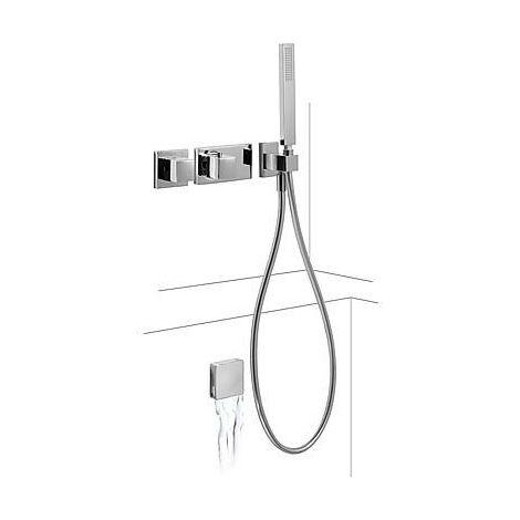 TRESMOSTATIC 20725206 Kit de Bañera termostático Empotrado