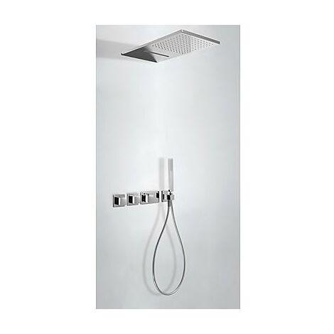 TRESMOSTATIC 20725302 Kit Ducha termostático Empotrado