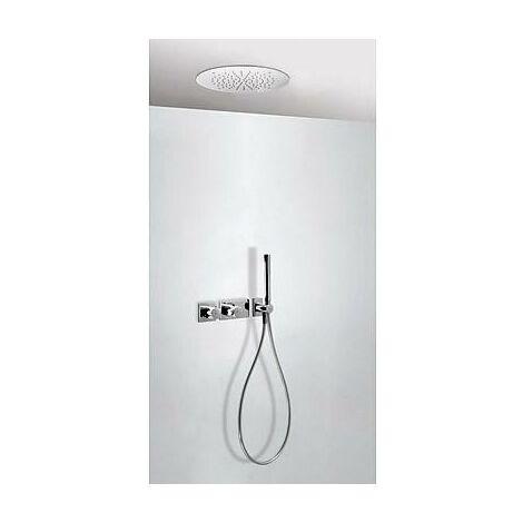 TRESMOSTATIC 20735204 Kit Ducha termostático Empotrado
