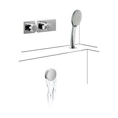 TRESMOSTATIC 20735207 Kit de Bañera termostático Empotrado