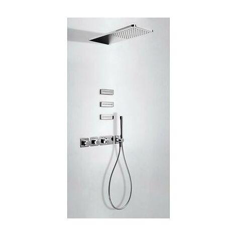 TRESMOSTATIC 20735301 Kit Ducha termostático Empotrado