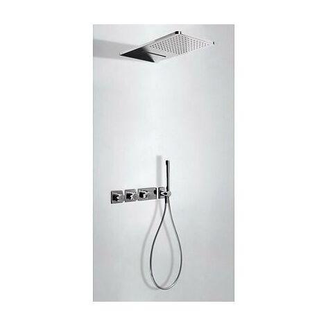 TRESMOSTATIC 20735302 Kit Ducha termostático Empotrado