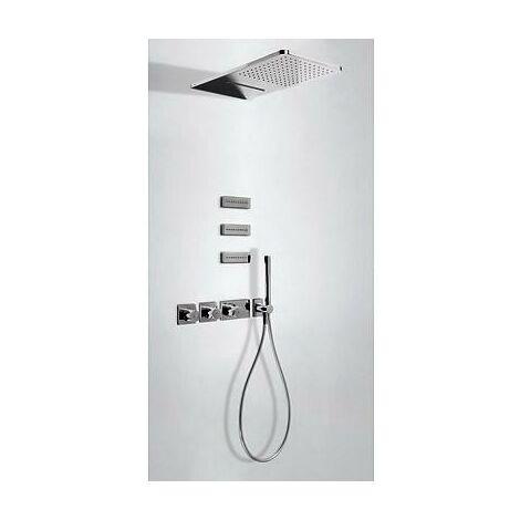 TRESMOSTATIC 20735401 Kit Ducha termostático Empotrado