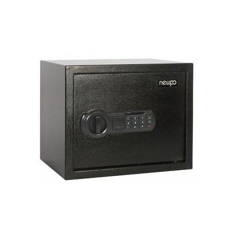 Tresor | Elektronikverschluss | HxBxT 300 x 380 x 300 mm | newpo Safe tresor