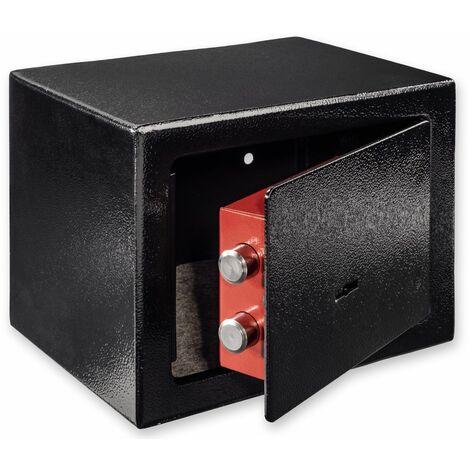 Tresor HAMA Home K-170, 230x170x170 mm, schwarz
