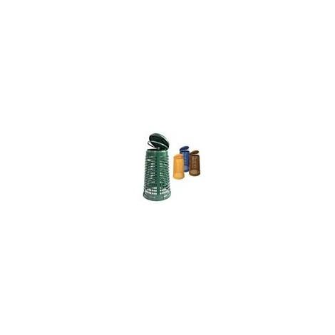 "main image of ""Trespolo bidone portasacco 110 lt - Mobil Plastic"""